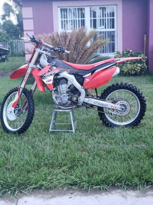 2015 crf450 for Sale in Melbourne, FL