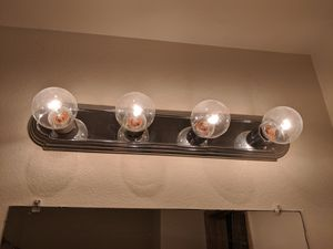 Bathroom light fixture for Sale in Kirkland, WA
