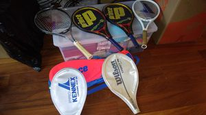 Tennis Racket Package for Sale in Queens, NY