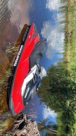 Sea doo gts 2012 with supercharger engine for Sale in St. Cloud, FL