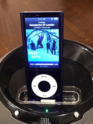 iPod + JBL Speaker Bundle * BATTERY * for Sale in San Diego, CA