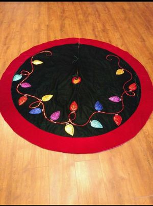 Christmas tree skirt for Sale in Lincoln, CA