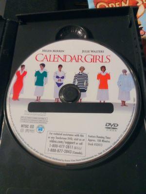 DVD Calendar Girls for Sale in Pomona, CA