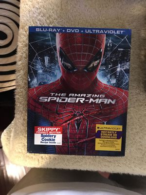 The Amazing Spider-Man ( Blu-Ray + DVD ) for Sale in Los Angeles, CA