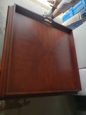 Vintage mahogany coffee table for Sale in Silver Spring, MD