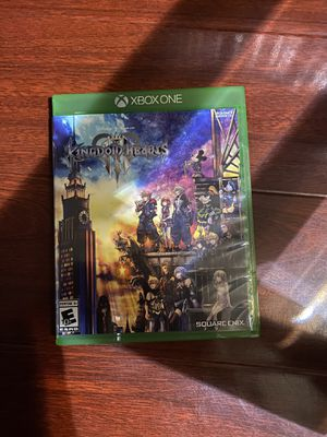 Kingdom hearts 3 Xbox one for Sale in Los Angeles, CA