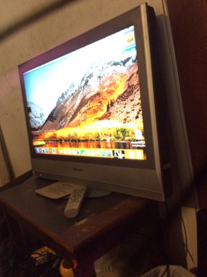 Panasonic 40 inch LCD 1080P HDTV With HDMI+ Remote Ready To Plug And Play for Sale in Lakeside, CA