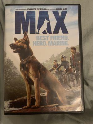Max DVD for Sale in Williamsburg, VA