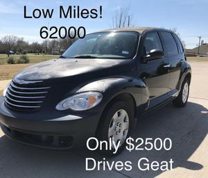 2009 Chrysler PT Cruiser 62k miles! Like Honda Civic fit Toyota Corolla Yaris Camry for Sale in Rockwall, TX