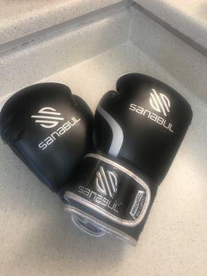 Sanabul Boxing Gloves 12oz *Like New* for Sale in Austin, TX