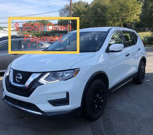 2017 Nissan rouge AWD $ 2500 Down Payment for Sale in Nashville, TN