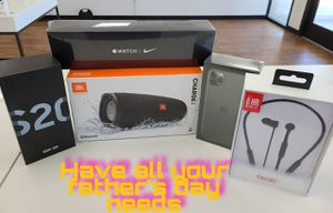 Phones, Samsungs, speakers and much more for fathers day for Sale in Chandler, AZ