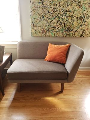 Knoll Rockwell Unscripted Modular Lounge - Left Armchair for Sale in Raleigh, NC