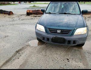 98 honda crv w/ rare manual transmission for Sale in Modesto, CA