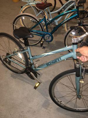 Women's bike Schwinn 21spped Hybrid for Sale in Tampa, FL