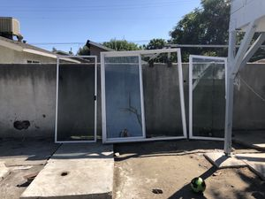 Sliding glass door for Sale in Chino, CA