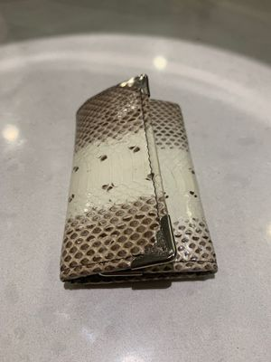Snake Skin Keyholder/ Wallet for Sale in San Jose, CA