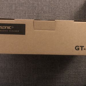 GTSONIC Portable Ultrasonic Cleaner for Sale in North Las Vegas, NV