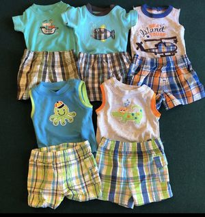 Baby boy clothes for Sale in Hinckley, OH