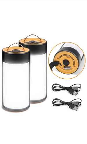 CT CAPETRONIX LED Camping Lantern, Rechargeable Camping Lights for Sale in Orlando, FL