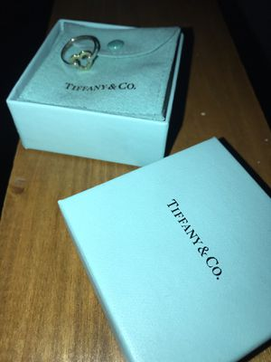 Tiffany ring for Sale in Union, NJ