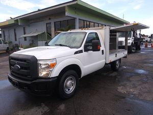 2014 ford f-350 ac cool automatico runs perfectly clean title for Sale in Miami, FL