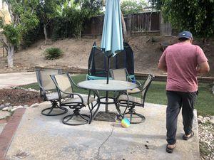Free patio set for Sale in Brea, CA