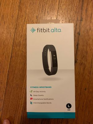 FITBIT ALTA Fitness Tracker - brand new in box for Sale in Los Angeles, CA
