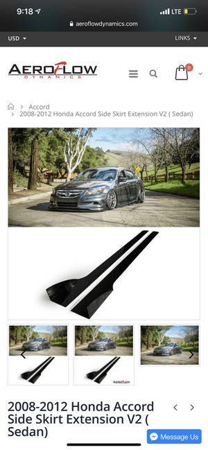 Side skirts for Sale in San Jose, CA