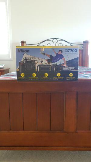 NIKON D7200 LENS KIT for Sale in Las Vegas, NV