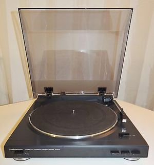 Audio Technica Record Player - AT-PL50 - Like New for Sale in Prattville, AL