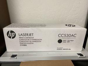 HP Laserjet CP2025, CM2320mfp Black Toner Cartridge for Sale in Elk Grove, CA