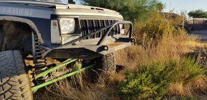 XJ winch bumper for Sale in Phoenix, AZ