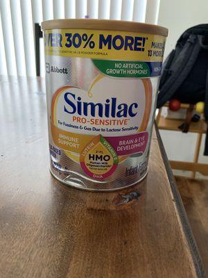 SIMILAC PRO SENSITIVE FORMULA 29.8 OZ for Sale in Boca Raton, FL