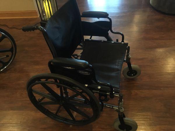 Wheelchair invacare