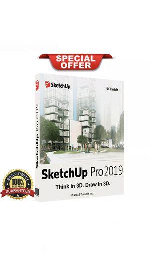 SketchUp Pro 2019 Digital Download for Sale in Beverly Hills, CA