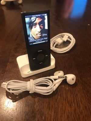 iPod Nano 4 (16GB) + New Apple Headphones 🍎📱🎧🍏 for Sale in San Diego, CA