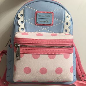 Loungefly Disney Pixar Toy Story Bo Peep mini collectible backpack 🎒 for Sale in Torrance, CA