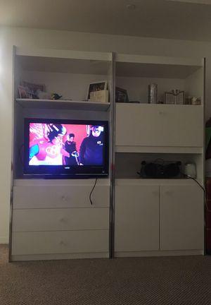 Tv unit storage dresser for Sale in Miami, FL