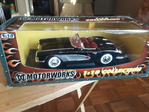 Diecast 1958 Chevy Corvette 1:18 1/18... LOTS OF MORE CARS ON MY PAGE!!! for Sale in Pico Rivera, CA