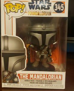 Funko Pop Mandalorian #345 for Sale in Lynnwood,  WA