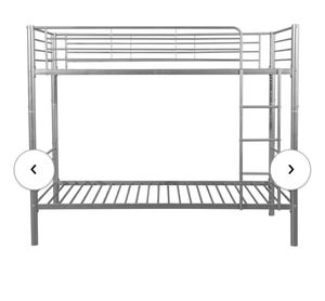 IKEA metal frame bunk beds for Sale in Tamarac, FL