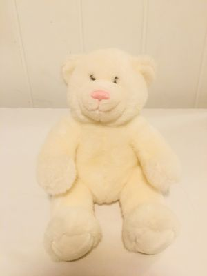 Pure White Bear (Stuffed Animal) for Sale in Silver Spring, MD