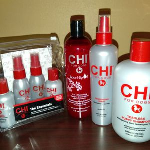 CHI For Dogs! Premium Hair Products For Your Furry Baby! for Sale in Long Beach, CA
