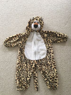Halloween costume cheetah (12-18 months old) for Sale in Fairfax, VA