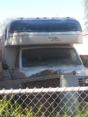 Selling two RVs need a place to stay for Sale in Tucson, AZ