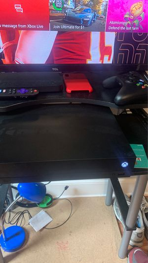 Xbox One X 1TB for Sale in Philadelphia, PA