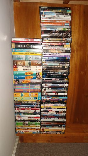 DVD collection/box sets for Sale in Trappe, PA