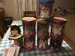 Furby, Furby bundle, 1998 (Tiger) Furby bundle, collectibles, collectible toys for Sale in Punta Gorda, FL