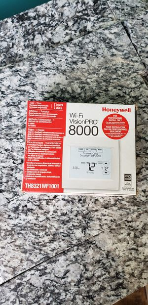HONEYWELL THERMOSTAT for Sale in San Antonio, TX